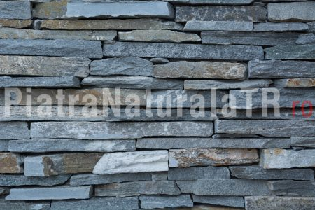 Piatra naturala Kokal Bejov Dark Grey, Palet 13-16mp