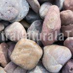 Piatra decorativa de râu - diferite culori